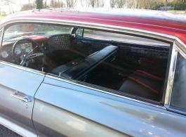1961 Cadillac for weddings in Abergavenny